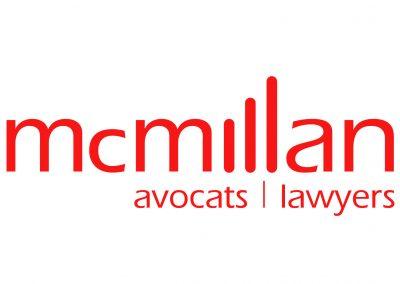 McMillan_avocats lawyers_Red