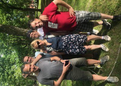 Foulée des Parcs 2019 Bénévoles Responsables J-1