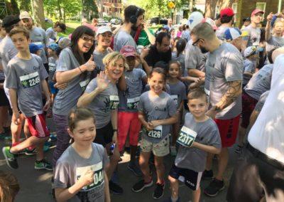 Foulée des Parcs 2019 Coureurs hors course 2km 3