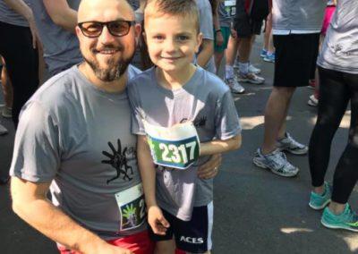 Foulée des Parcs 2019 Coureurs hors course 2km 4
