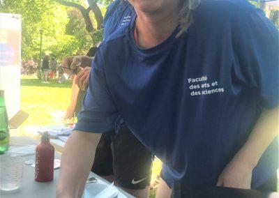 Foulée des Parcs 2019 Tente _ UdeM